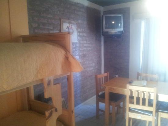 Kuntur Apart Hotel: Departamentos
