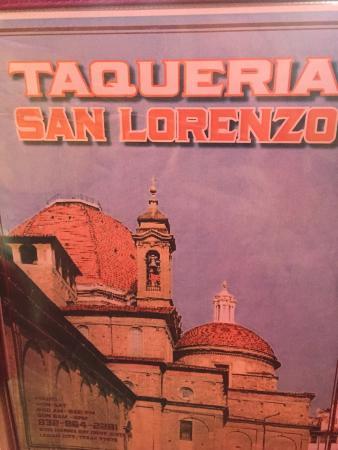 San Lorenzo Taqueria