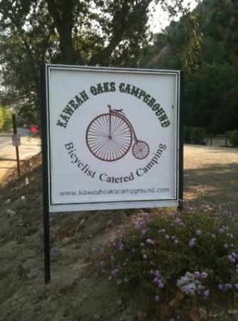 Three Rivers, CA: Kaweah Oaks Campground