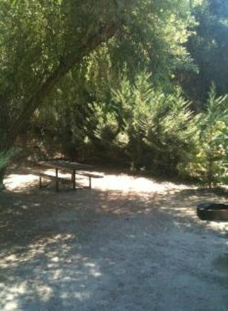 Three Rivers, CA: Campground 4