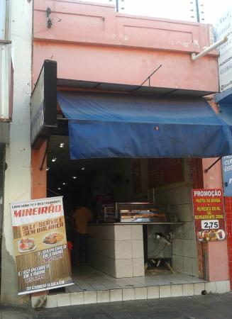 Restaurante e Lanchonete o Minerao