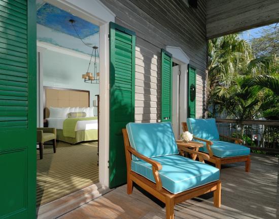 Cypress house hotel key west bewertungen fotos for Cypress house