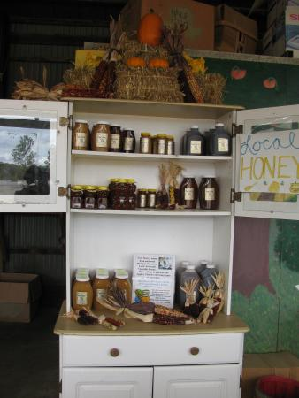 Fruit Acres Farm Market And U Pick: Sweet Natural 100% Honey That Comes