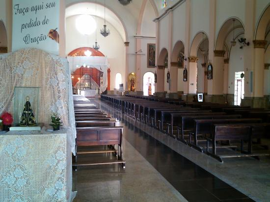 Marilia, SP: Faixada Interna