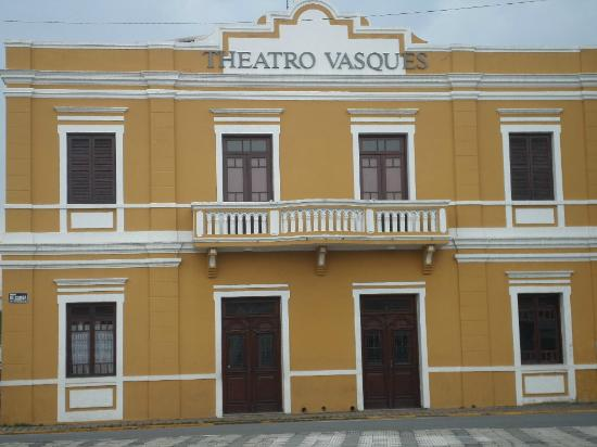 ‪Theatro Vasques‬