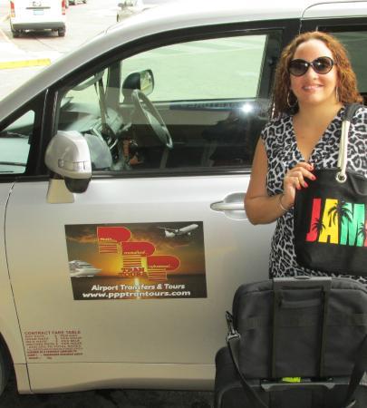 PPP Tran Tours Jamaica: PPP Tran Tours Airport Transfer