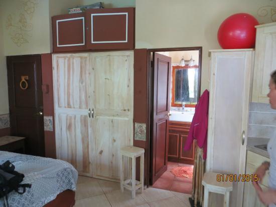 Albatros Condo Hotel: Interior deco