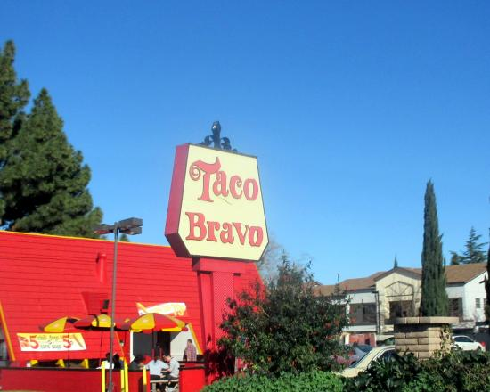 Taco Bravo, Campbell, Ca