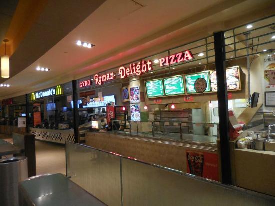 The Galleria Food Court