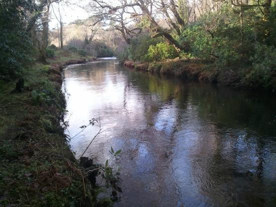 Letterfrack, Ireland: Dawros River