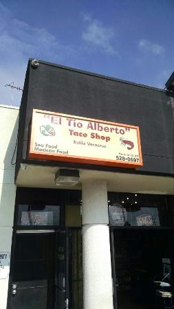 Tio Alberto Taco Shop Mariscos