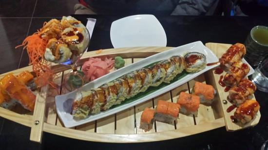 Sakura: The boat!