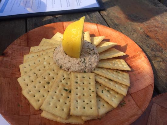 Smoked fish spread picture of bait house clearwater for Smoked fish spread