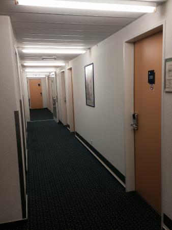 Ibis Budget Flensburg Handewitt: Hallway