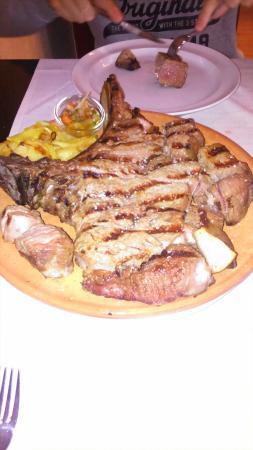 Restaurante La Bruja: Chuleton para compartir!!