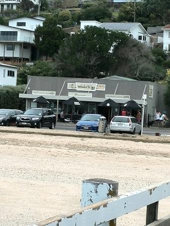 Maraetai Wharf Cafe