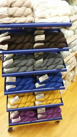 The Aussie Brew House: More yarn!