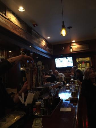 Osteria 166: Bar