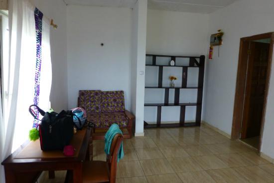 Sunflower Beach Resort: Room sitting area
