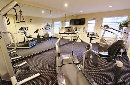 Baymont Inn & Suites Flagstaff: 24 Hour Fitness Center