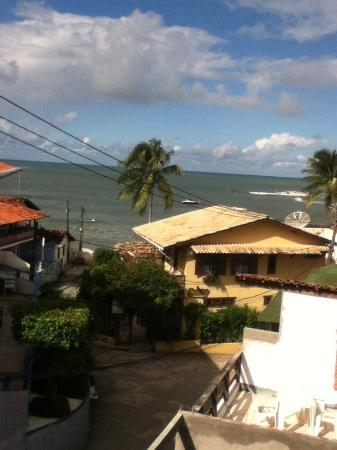 Pousada Primeira Praia: Vista desde la habitacion