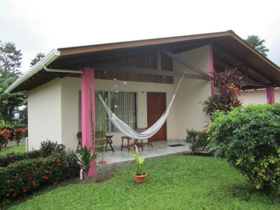 Hotel Villas Vilma: relaxing patio