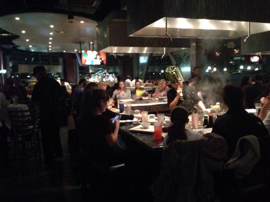 Riptide Rockin Sushi Teppan Grills Restaurant Beware