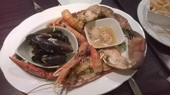 Elysium: Seafood Platter