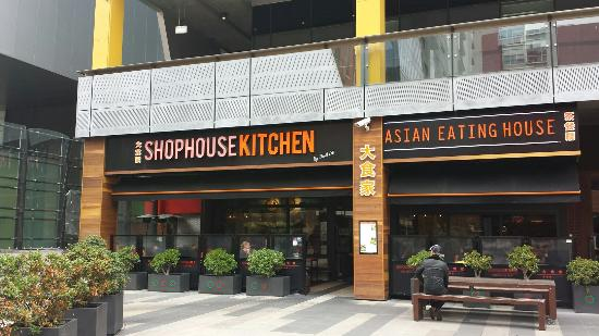 Shophouse Kitchen