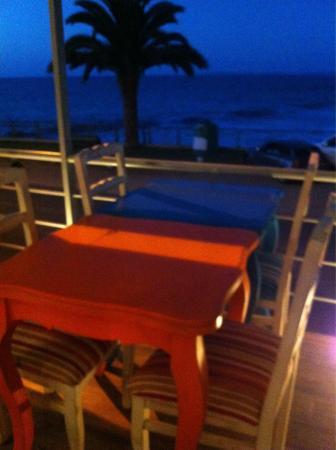 Serravalle Ristorante & Caffetteria: Linda vista