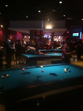 Pool Tables Picture Of Kings Raleigh TripAdvisor - Pool table raleigh