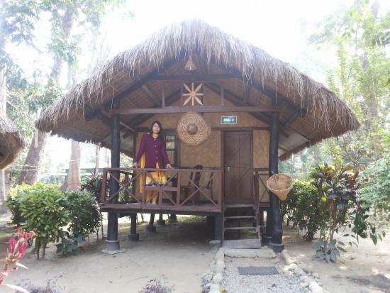 Nameri Eco Camp: cottage