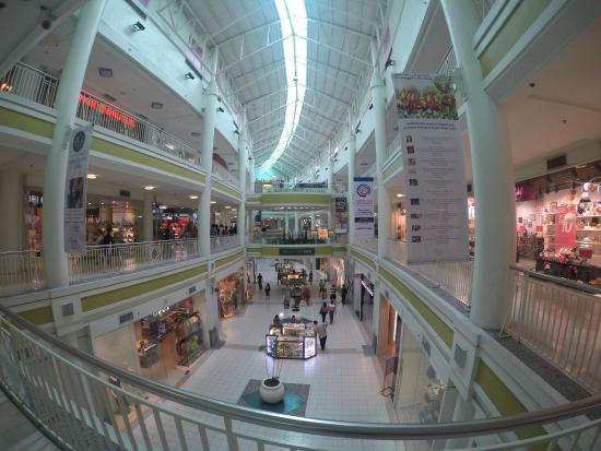 Inside of the mall Picture of Ayala Center Cebu Cebu City