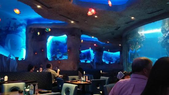 Pretty Picture Of Aquarium Restaurant Nashville