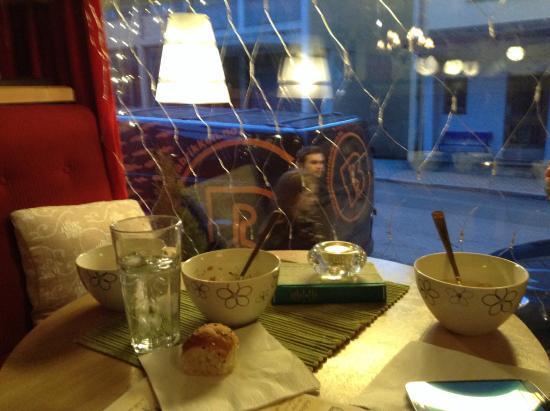 Kafe Kafka: Soup BUFFET