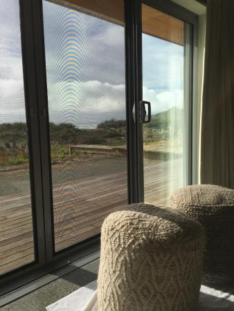 Hydrangea Cottages : Sea view from Beach House