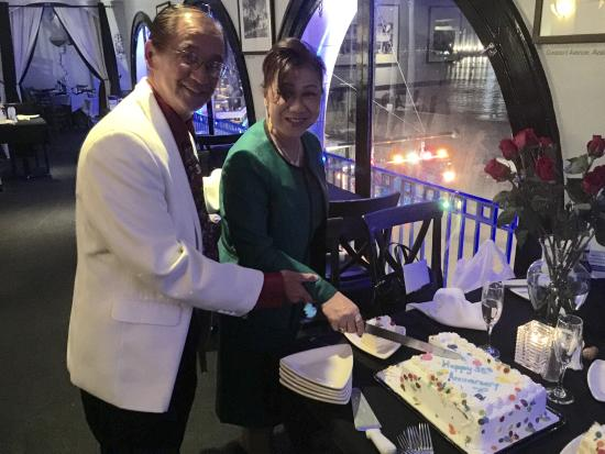 The Avalon Hotel : 38th Wedding Anniversary & Renewing Our Vows