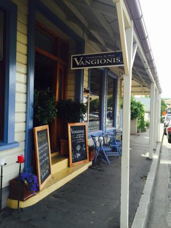 Vangionis Trattoria and Bar: Top Restaurant
