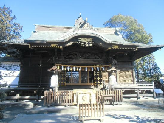 Azusamiten Shrine : 阿豆佐見天神社