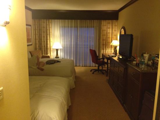 Hilton Phoenix Chandler: Executive room