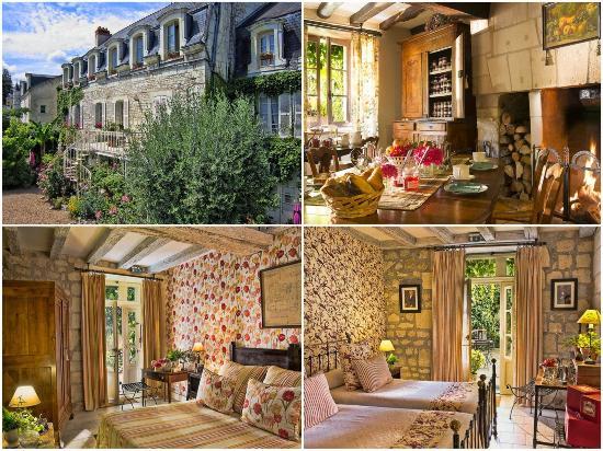 Hotel Diderot: HÔTEL DIDEROT - CHINON - VAL DE LOIRE - FRANCE