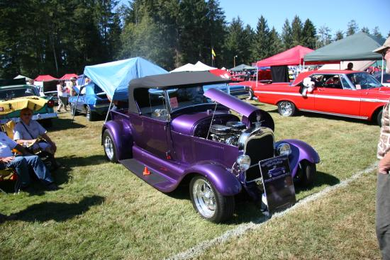 Long Beach, WA: Rod Run 2014