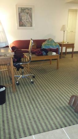 La Quinta Inn Chicago O'Hare Airport: Little living room
