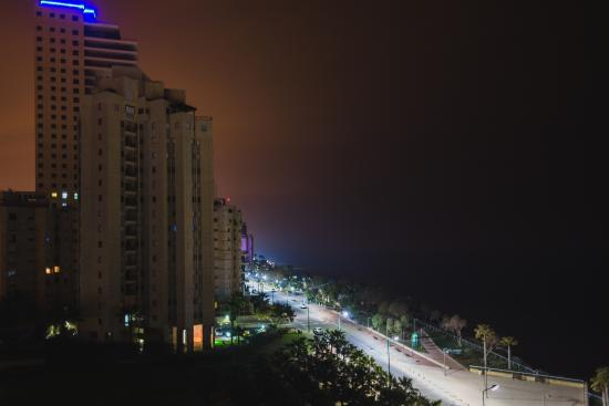 Galil Hotel : The view from 7th floor, room 706