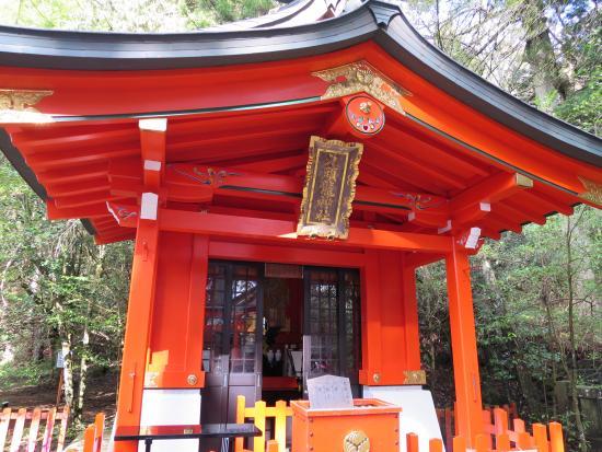 Hakone Jinja - Picture of Hakone Shrine / Kuzuryu Shrine Singu, Hakone-machi ...