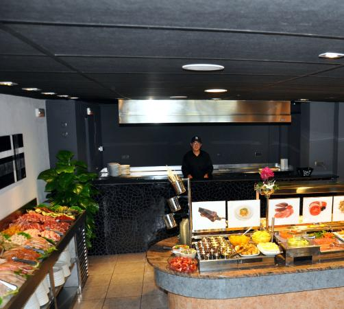 La Carabela Hotel : Restaurante