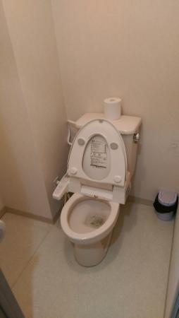 Hakuba Berg Land: Toilet