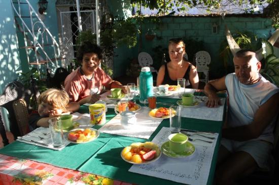 Casa Mirelis: ancora la colazione