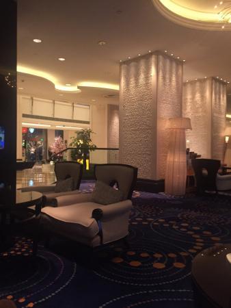 Millennium Hotel Chengdu: Lobby lounge