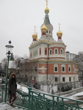 Russian Orthodox Cathedral of St. Nicholas: церковь